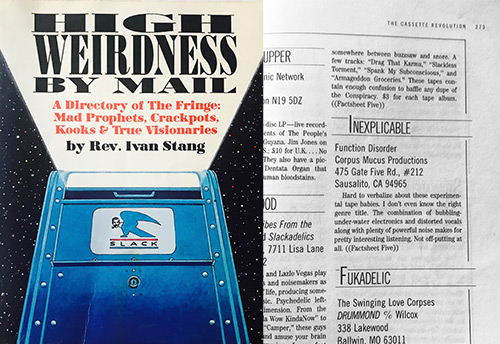 High Weirdness By Mail Review